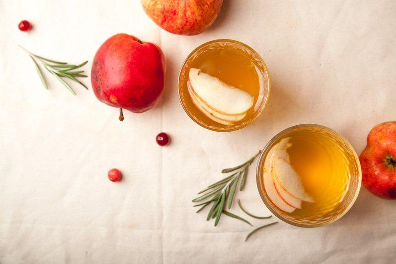 Apple Cider Vinegar Detox Water
