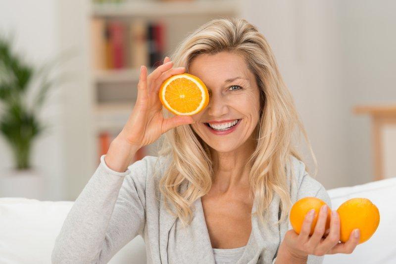 Best Nutrition for Eye