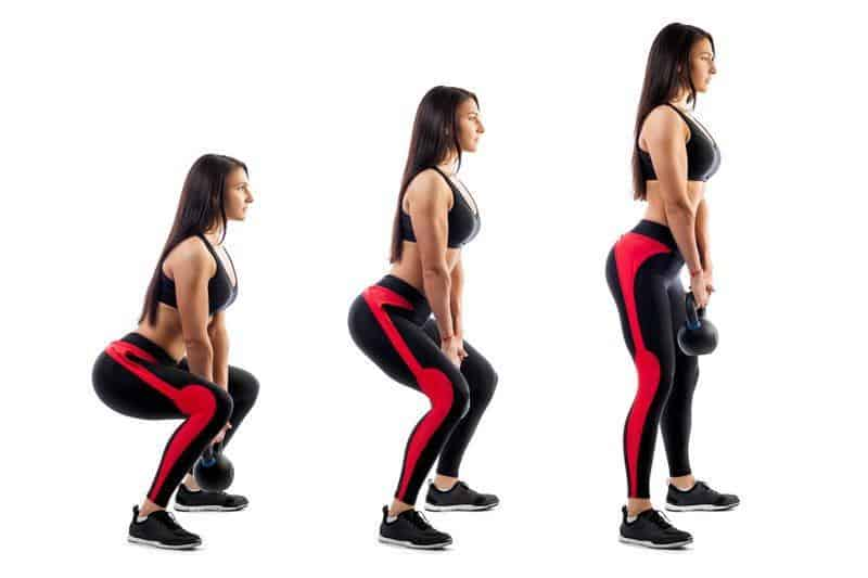Do Squats With Weights