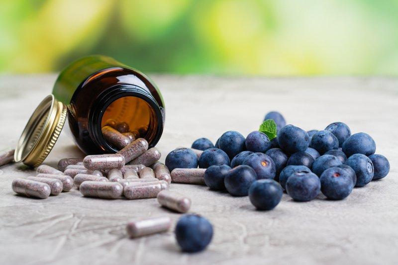 Eye Health Supplements