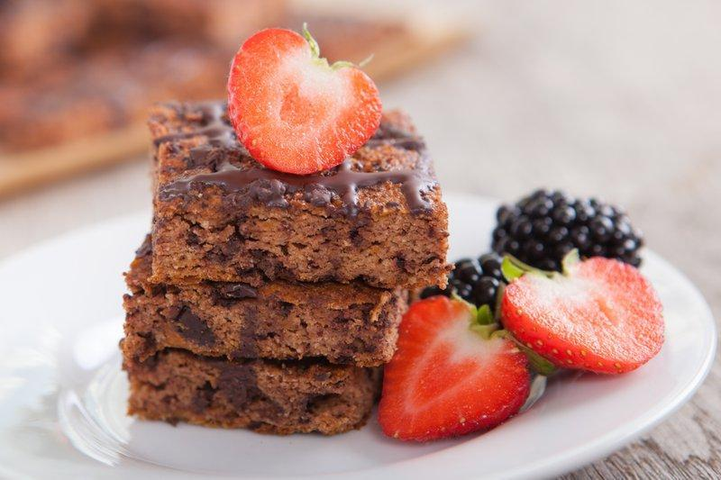 Flourless Protein Brownie Bites