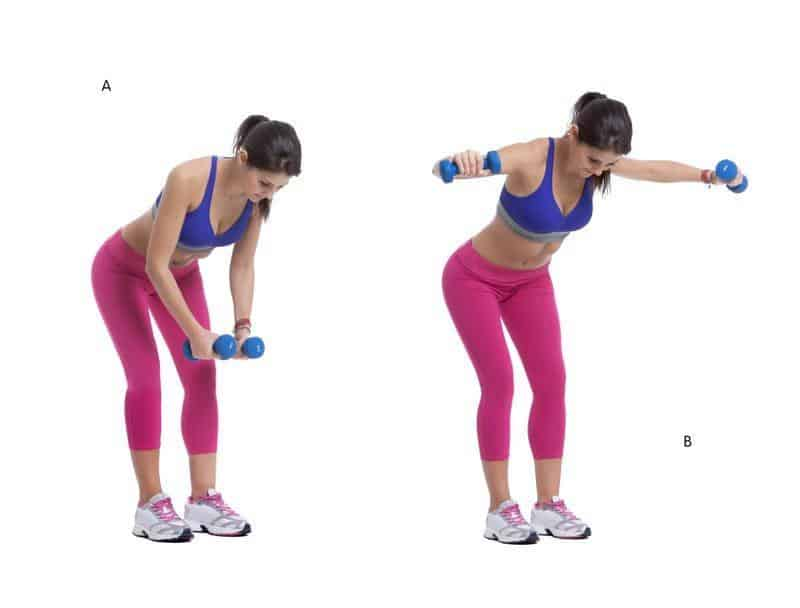 Front Raise to Lateral Raise
