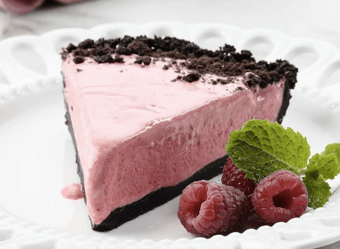 Frozen Raspberry Pie