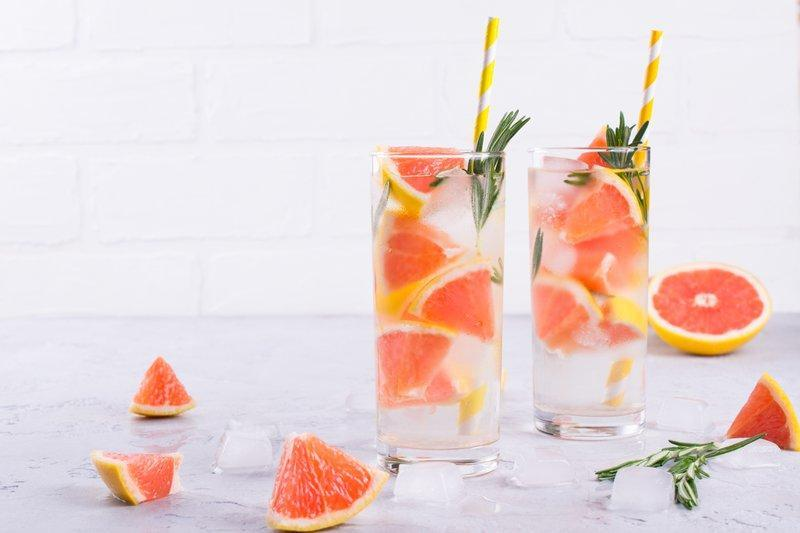 Grapefruit Detox Water Recipe