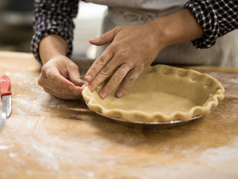Healthy Pie Crust