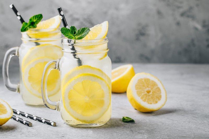 Lemon Water Detox Recipe
