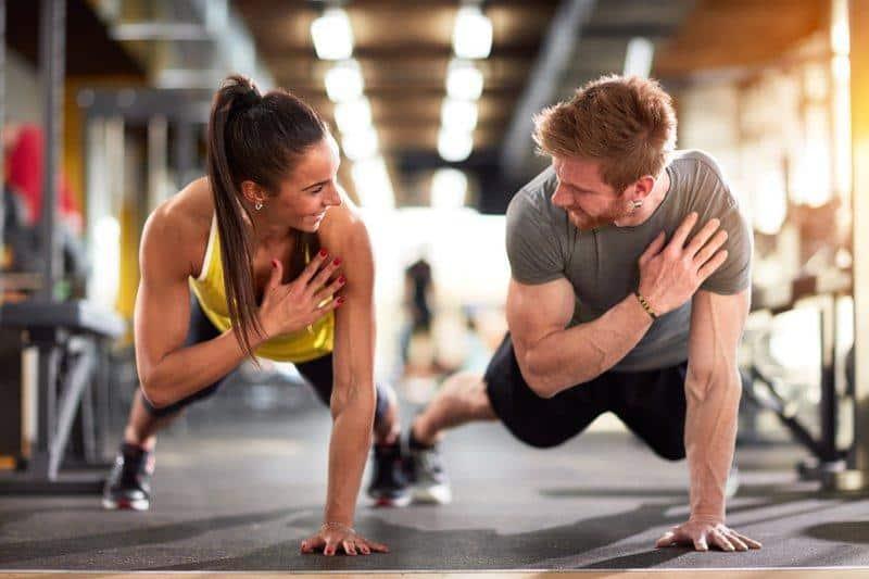 Plan Fitness Dates