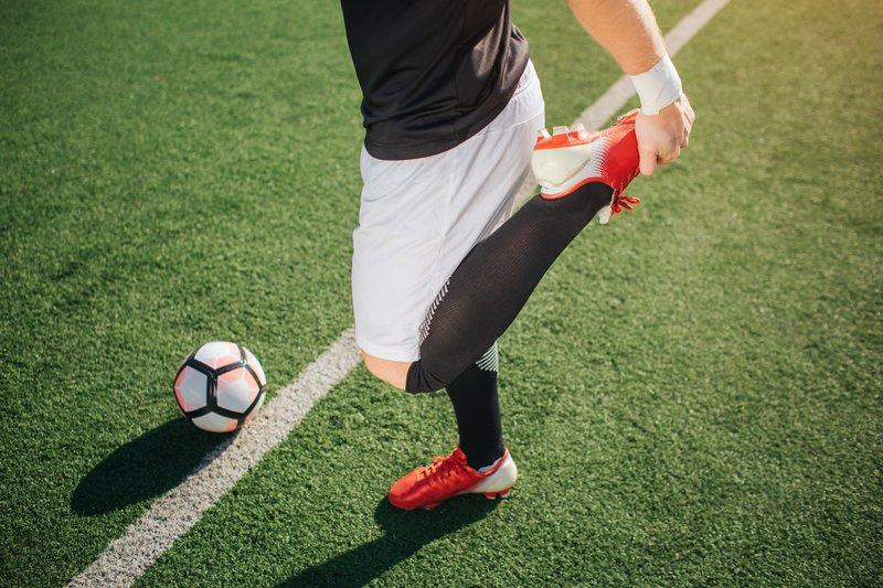 Soccer Warm-Up Exercises