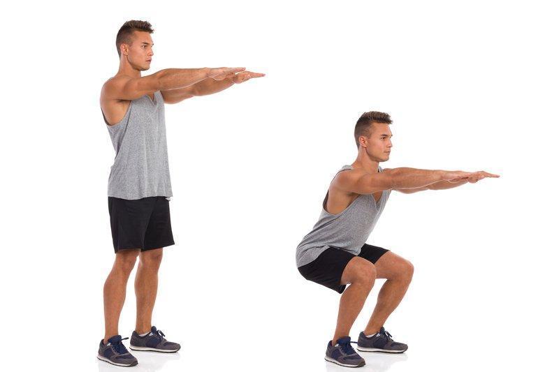 Squat Form