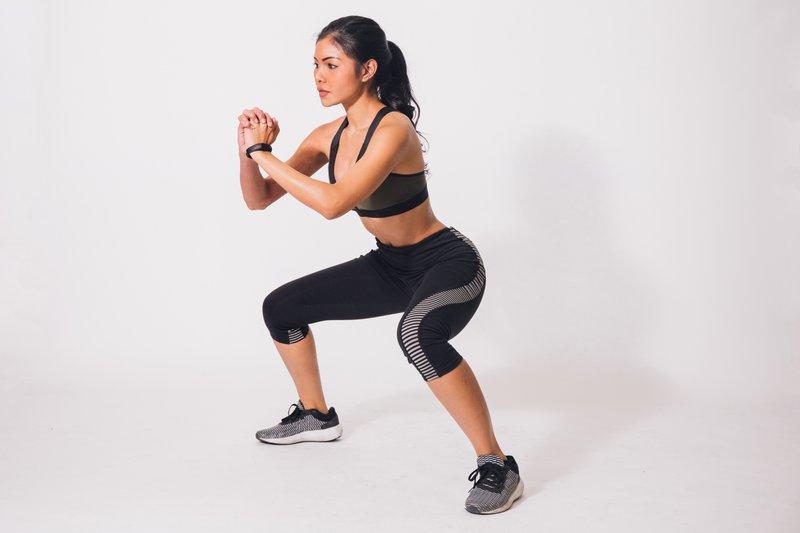 Squat Stance Matters