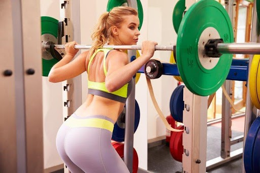 Use a Squat Rack