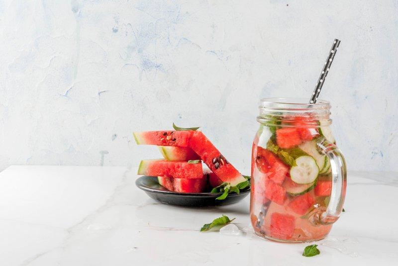 Watermelon Detox Water Recipe