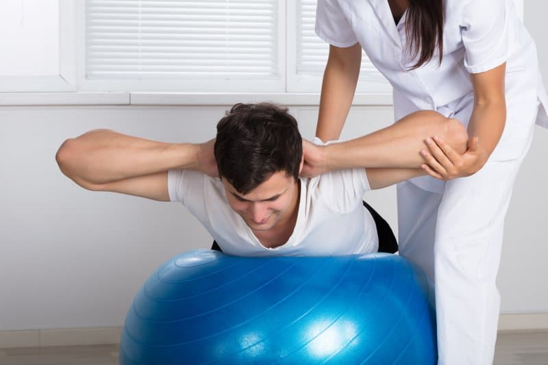 Precautions About Exercise Balls