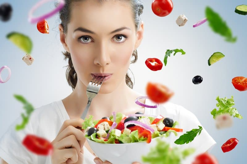Consistently eating clean foods will fill your body with the vitamins and minerals it needs to function properly.