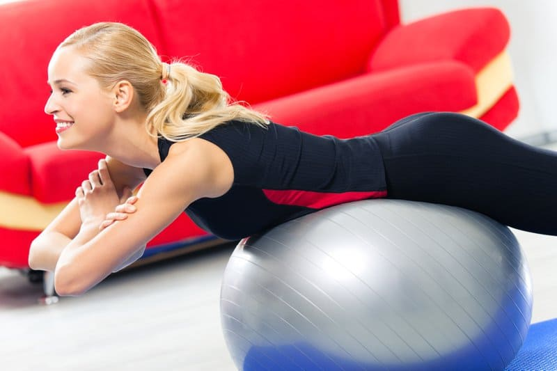 Large Exercise Balls