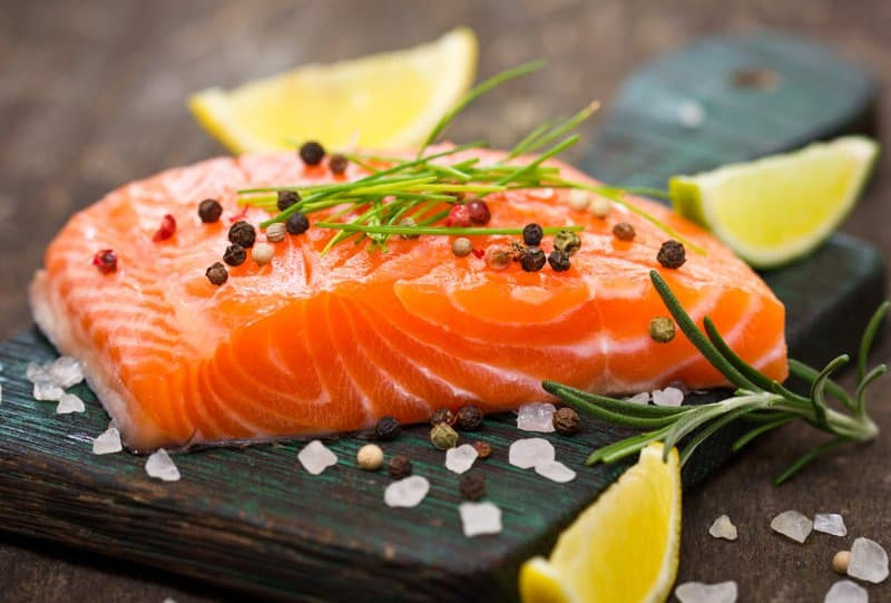 Clean Eating Salmon Recipes