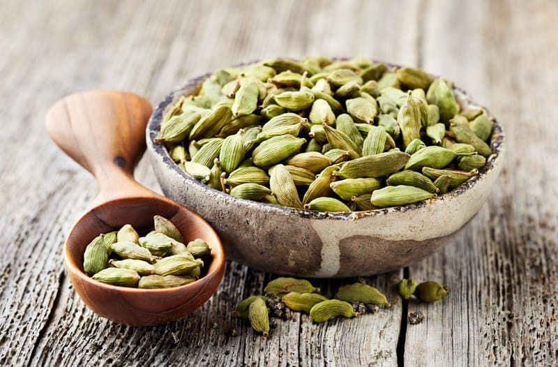 Several research studies have found that cardamom benefits weight loss.