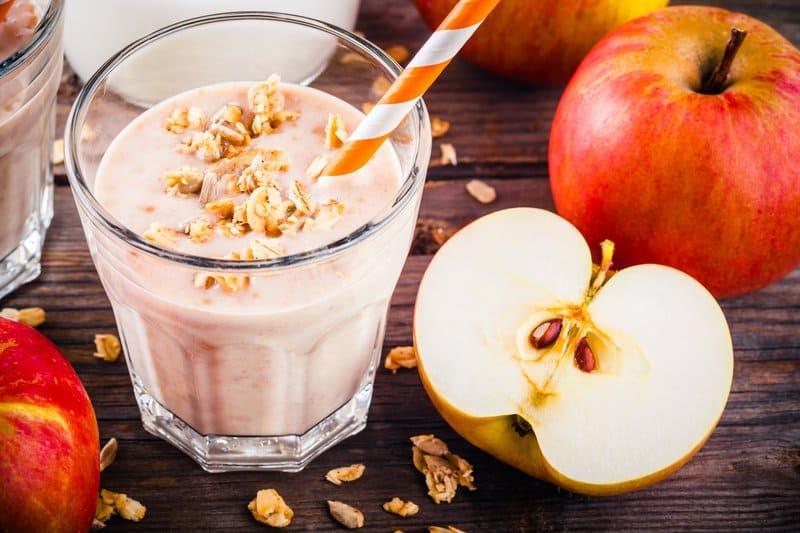 Apple Berry Detox Smoothie