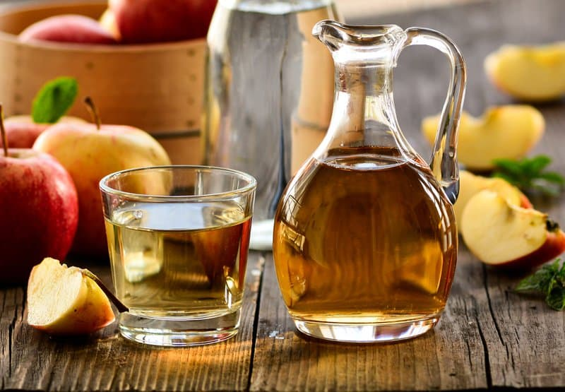 Add a Tablespoon of Apple Cider Vinegar