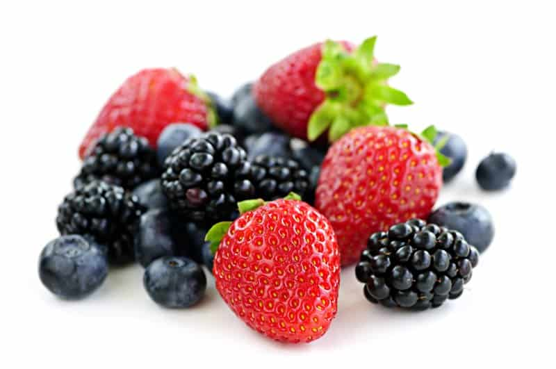 Best Fruits for Weight Loss: Berries