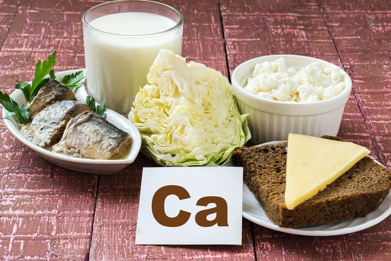You need more calcium than usual when you start transitioning into keto—about 1,000mg of calcium per day—since some of it is lost with glycogen and water during the adaptation phase