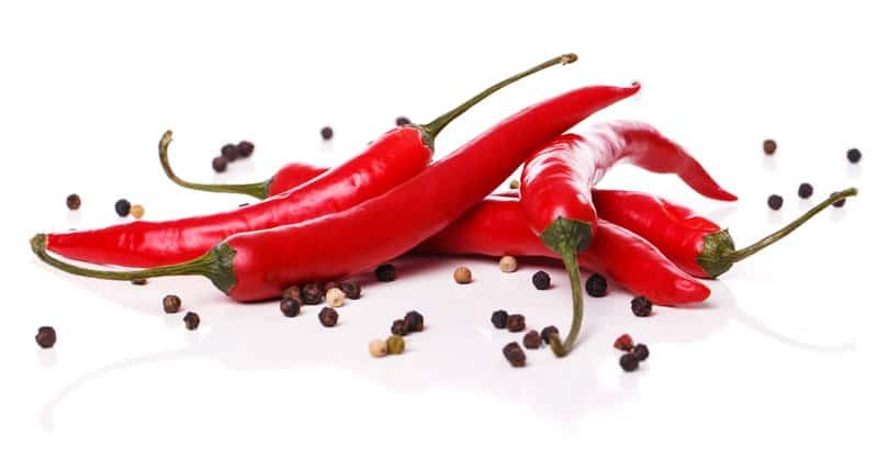 Eat Chili Peppers