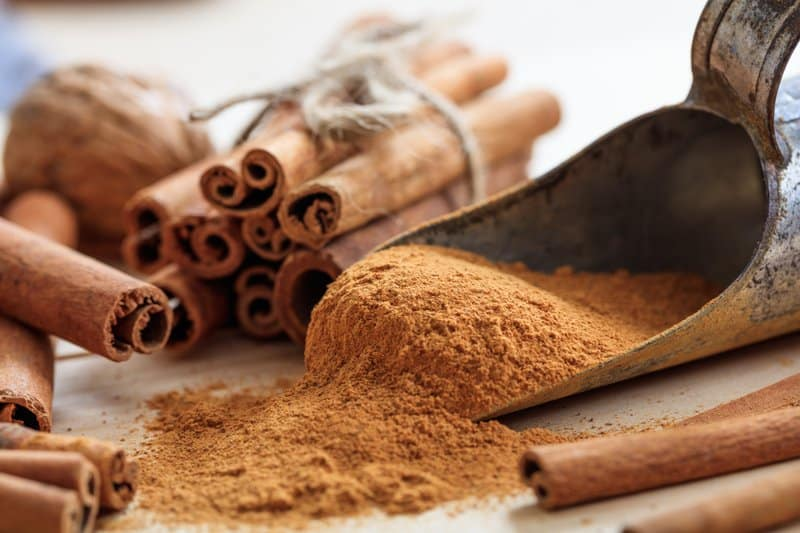 Cinnamon is an affordable herb for weight loss that helps you feel fuller longer and can speed up your metabolism.