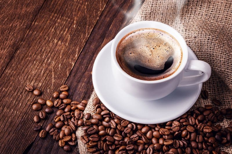 A cup of coffee a day can help you lose weight!