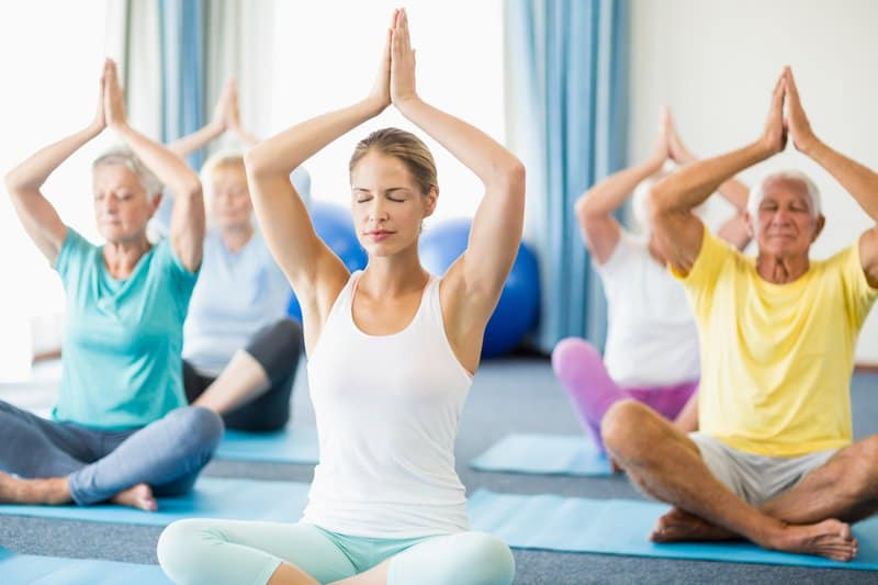 Morning yoga routines are highly beneficial.