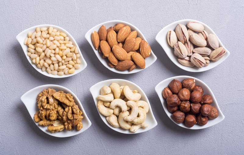 Paleo Grocery List: Nuts