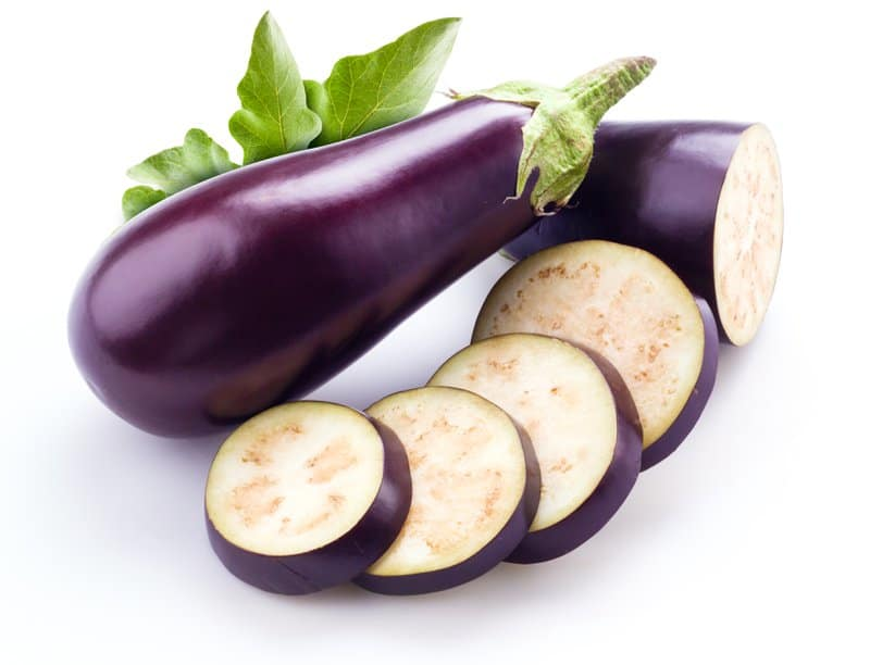 Best Fruits for Weight Loss: Eggplant