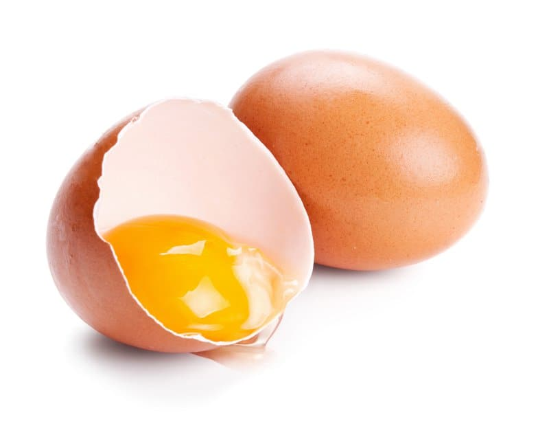 Paleo Grocery List: Eggs