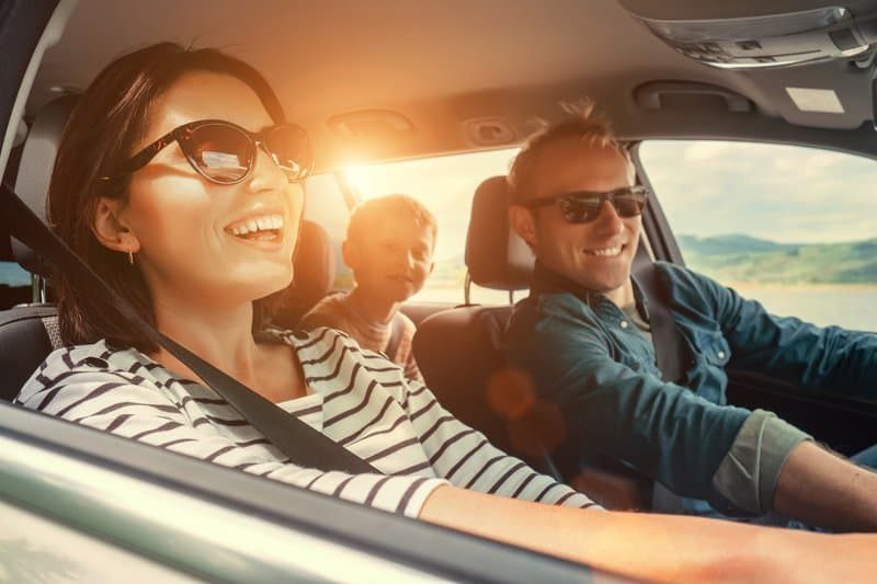 If you are taking a roadtrip with your entire family, it might be a good idea to make the effort to walk for the duration of your vacation after a long car ride! Just because you are traveling does not mean you can't stay on top of your fitness!