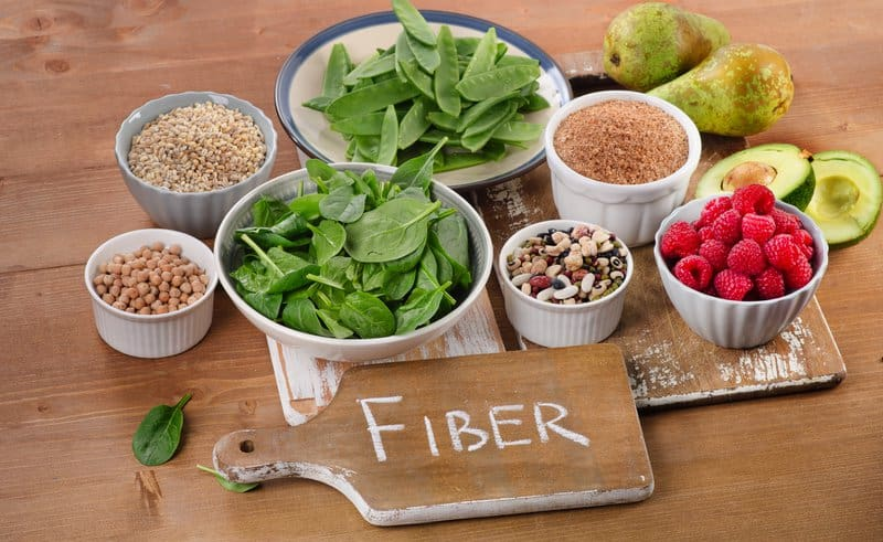 Because a higher fat intake can initially be harsh on your digestive system, it is important to take keto supplements that contain fiber.