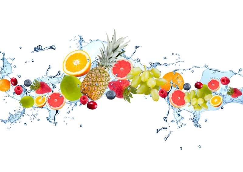 Fruit-Infused Water for Weight Loss