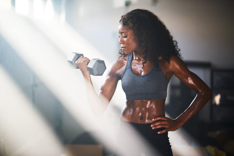 Strength training is arguably the most important part of any personal fitness regime, as this is what enables you to grow your muscles and build strength.