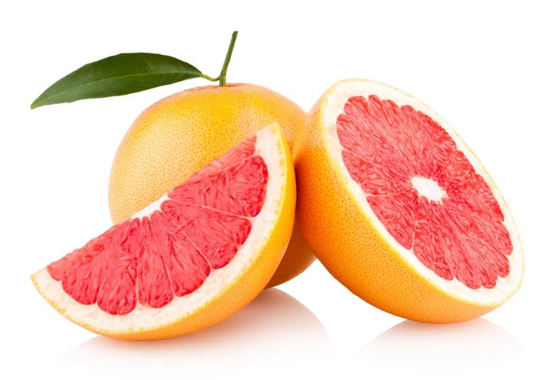 Best Fruits for Weight Loss: Grapefruit