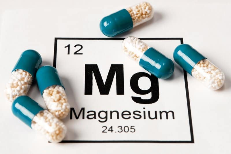 Supplementing with magnesium can help reduce muscle cramps, difficulty sleeping, and irritability, which are all common symptoms experienced by within the first week or two of transitioning to a ketogenic diet.