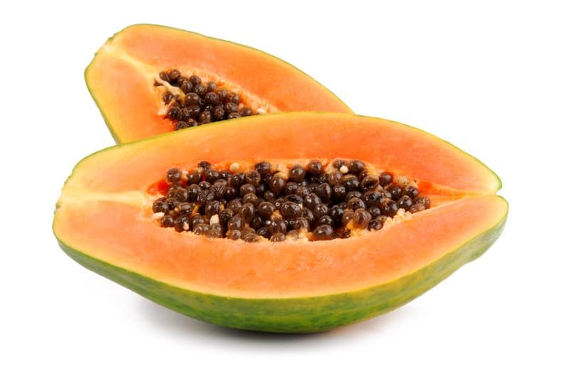 Best Fruits for Weight Loss: Papaya