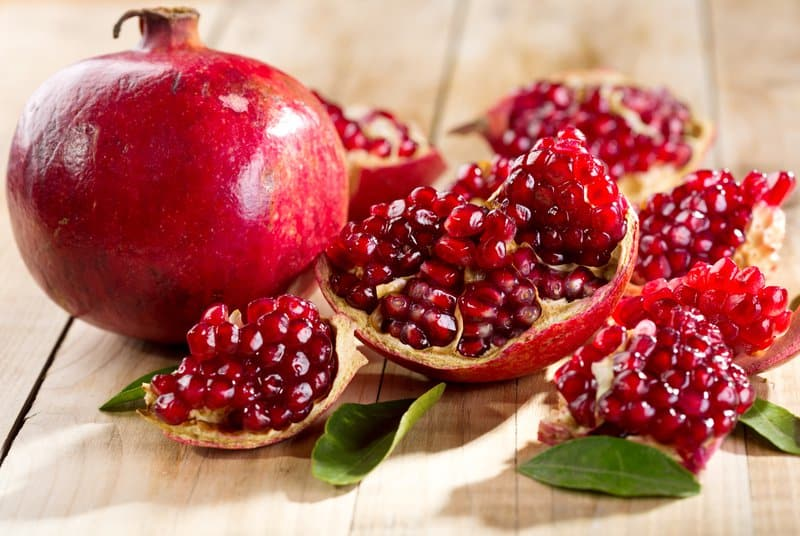 Best Fruits for Weight Loss: Pomegranate Seeds