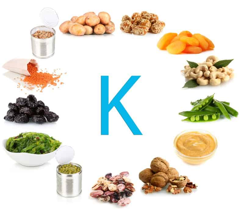 All food items that contain a good amount of potassium in them. The recommended daily potassium intake for a healthy adult is 4700 mg, but the body can function with at least 100mg. This quantity will change for individuals with kidney diseases. They require less than the recommended amount because their kidney cannot regulate the amount of potassium in their systems.