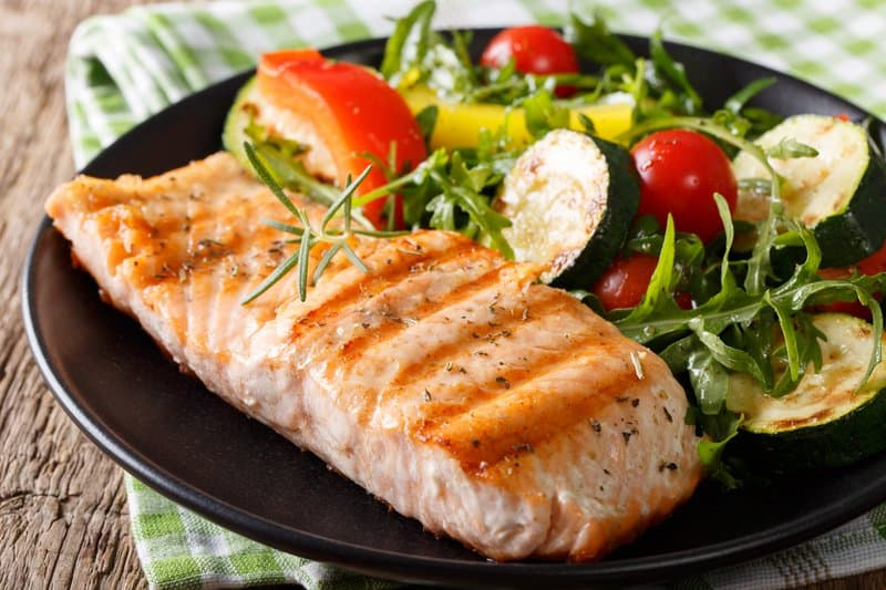 Quick Salmon Lunch Recipes