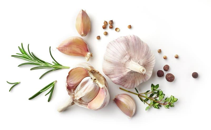 A garlic supplement has many health benefits