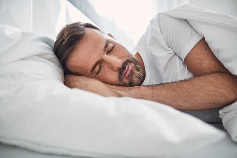 Magnesium supplements help regulate sleep.