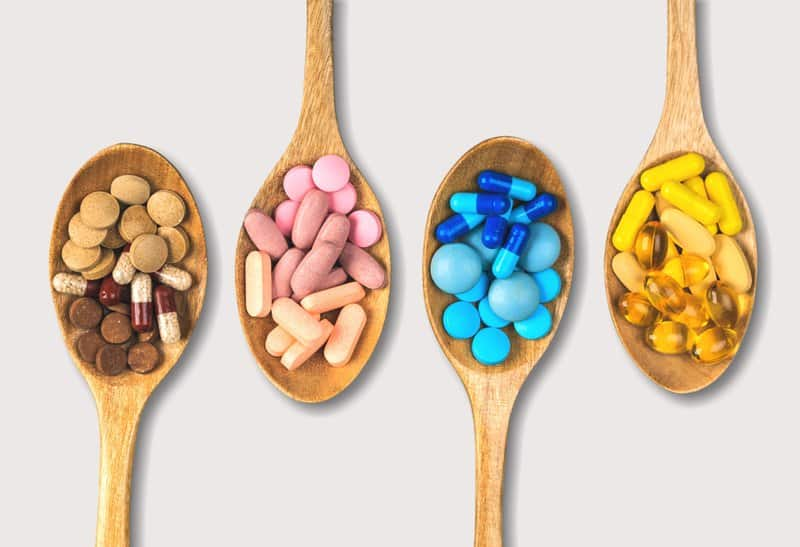 Vitamins can increase your energy level.