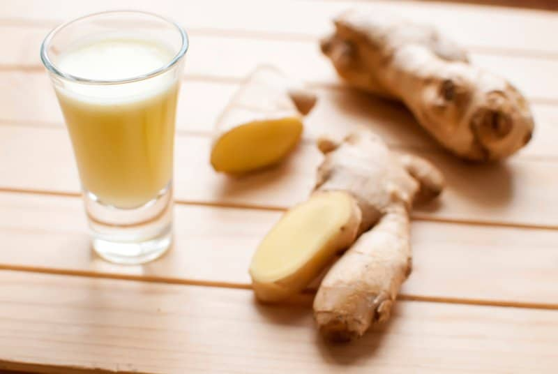 Ginger is a key ingredient in energy supplements.