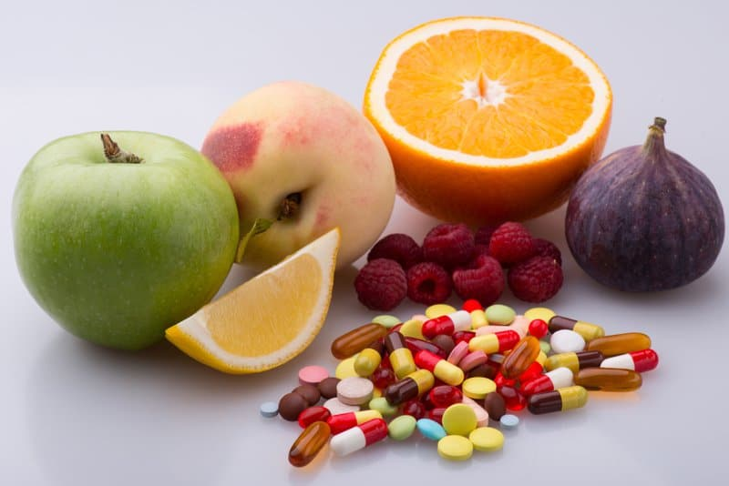 Vitamins are essential for joint health.