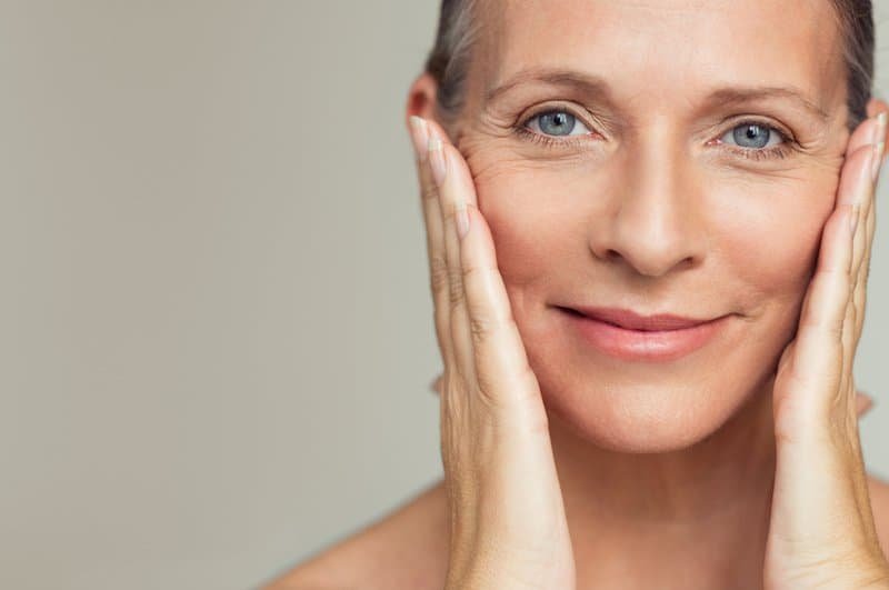 Vitamin B5 is good for antiaging