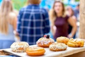 Are donuts vegan