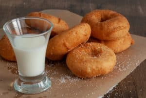 Vegan donut recipe